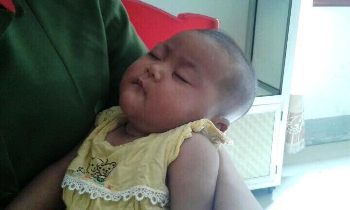 Tìm cha mẹ của bé 4 tháng nghi bị bắt cóc từ TP.HCM  - ảnh 1