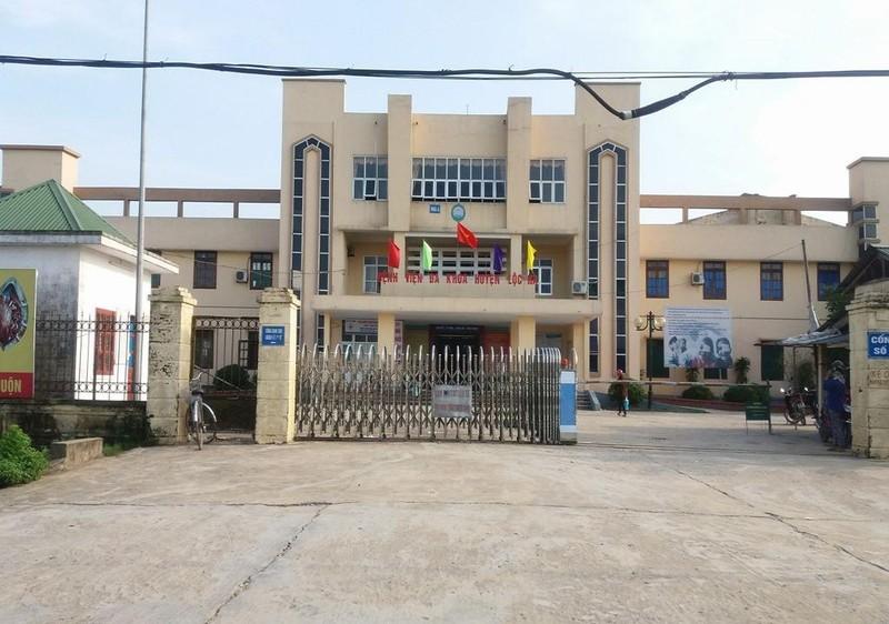 bệnh viện đa khoa Lộc Hà