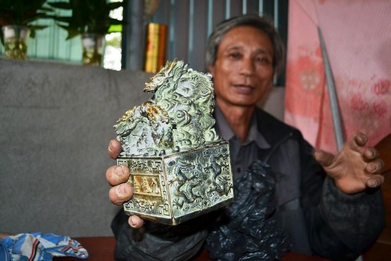 Nghệ An xin thành lập hội đồng thẩm định ấn tín 'lạ' - ảnh 1