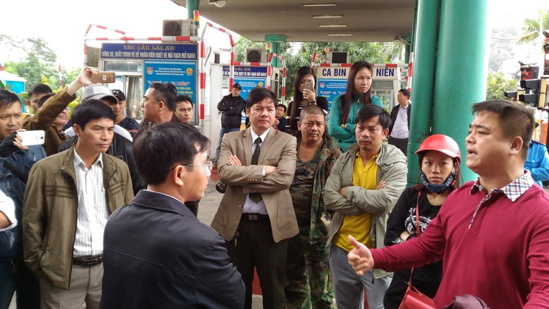 Tỉnh Nghệ An đề nghị hỗ trợ dân qua cầu Bến Thủy - ảnh 2