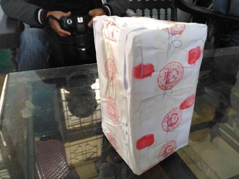 Nghệ An xin thành lập hội đồng thẩm định ấn tín 'lạ' - ảnh 2