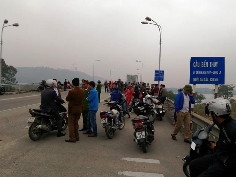 Vụ chặn cầu Bến Thủy 1 'nóng' nghị trường HĐND Hà Tĩnh - ảnh 1