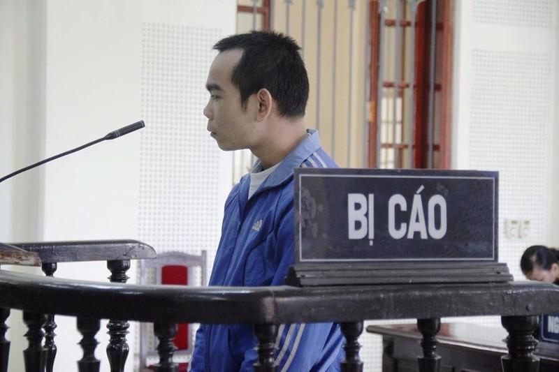 Bị cáo Nguyễn Xuân Lương.