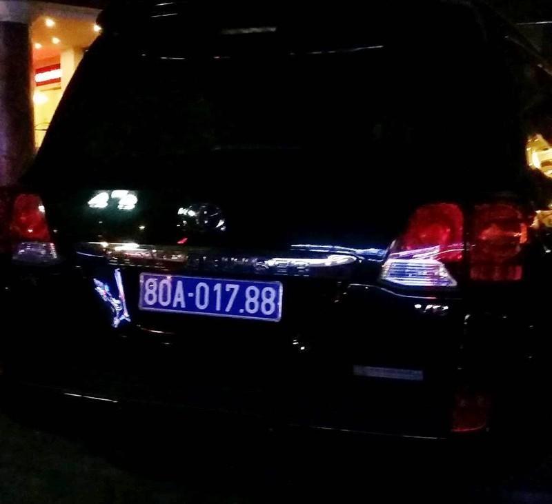 Văn phòng Tỉnh ủy Nghệ An lên tiếng vụ nhận xe 2,7 tỉ - ảnh 2