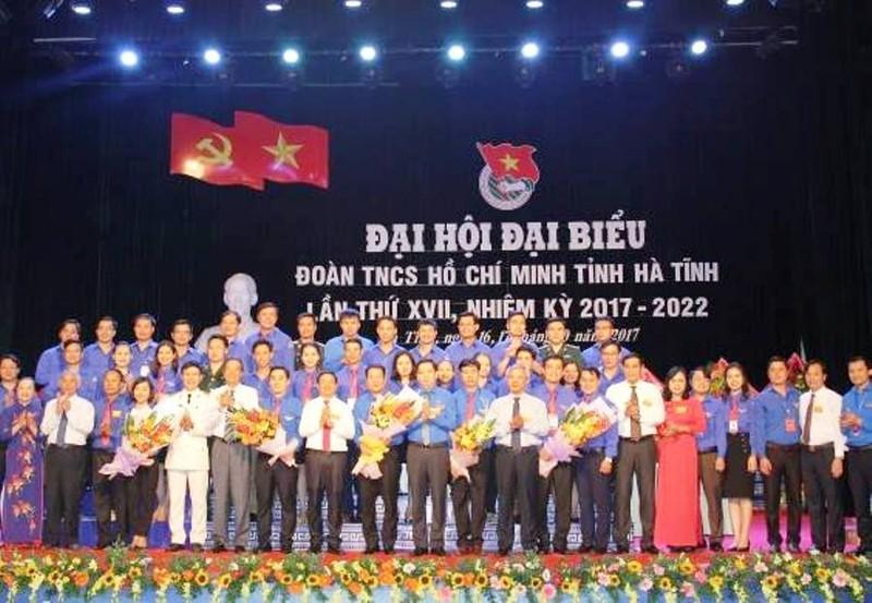 Ông Nguyễn Thế Hoàn tái đắc cử bí thư Tỉnh đoàn Hà Tĩnh - ảnh 2