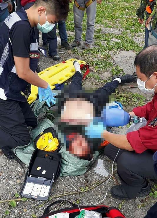 Nam thanh niên người Việt tử vong ở Đài Loan - ảnh 1