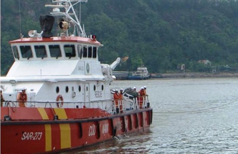 3 thuyền viên mất liên lạc trên vùng biển Bạch Long Vĩ - ảnh 2