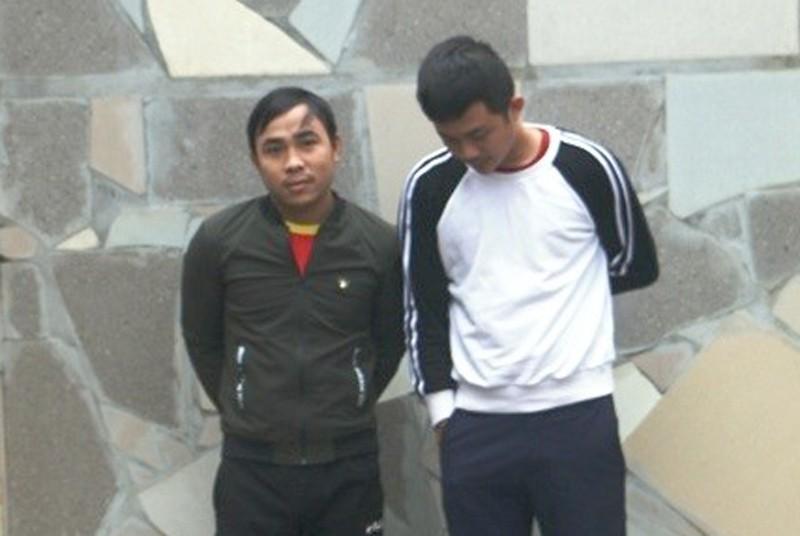 2 thanh niên mang súng điện đi trộm chó liên tỉnh - ảnh 1