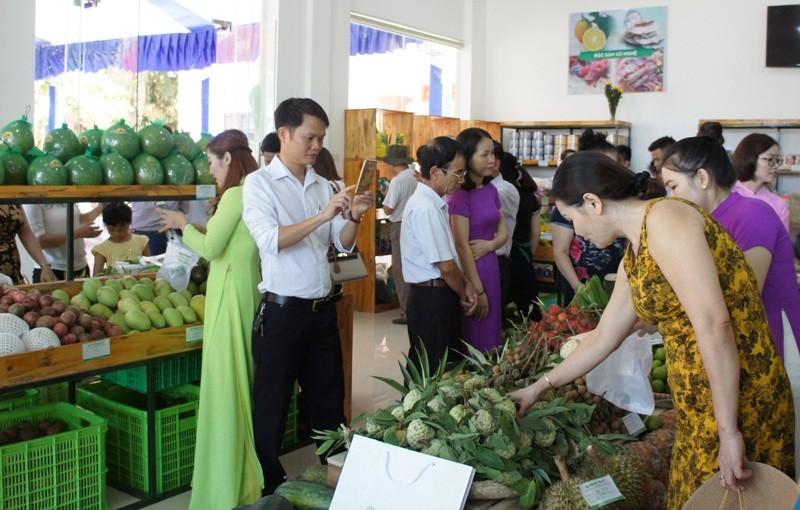 Họp báo tổ chức Hội chợ Công thương vùng Bắc Trung bộ - ảnh 2