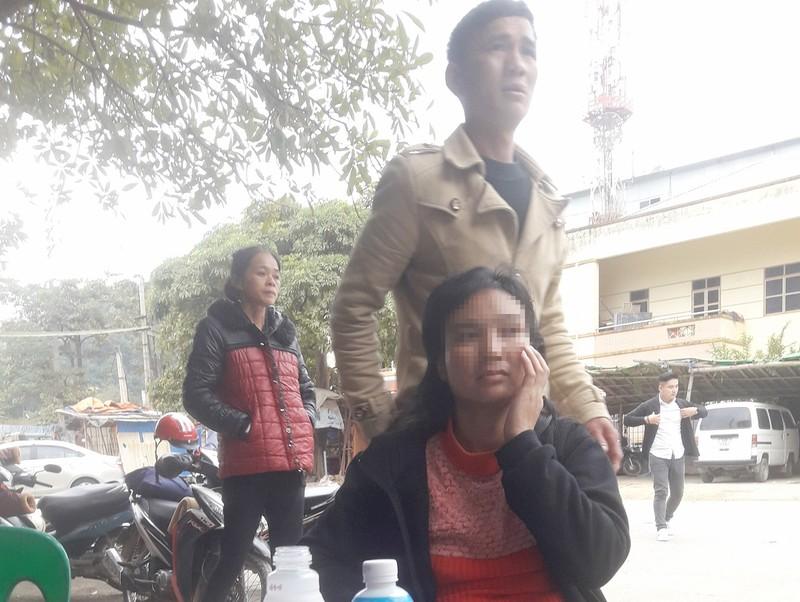 Người phụ nữ 'lạc' sang Trung Quốc đã về nhà - ảnh 1
