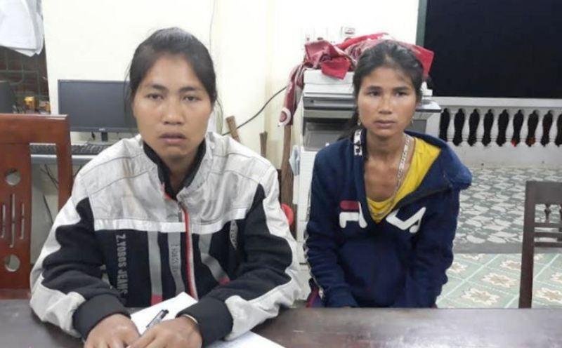 3 thiếu nữ bị bán sang Trung Quốc trốn thoát về nước  - ảnh 1