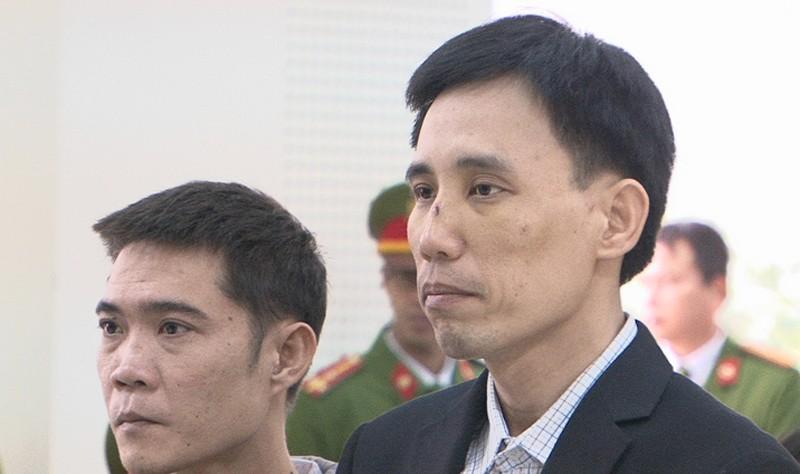 Phạt Hoàng Đức Bình 14 năm tù cho 2 tội danh  - ảnh 1