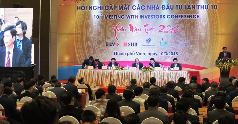 Thủ tướng Chính phủ tin tưởng sẽ có 'kỳ tích Sông Lam' - ảnh 1