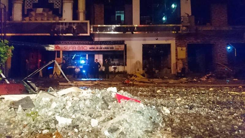 Nguyên nhân nổ cháy lớn tòa nhà, rung chuyển cả khu phố - ảnh 1