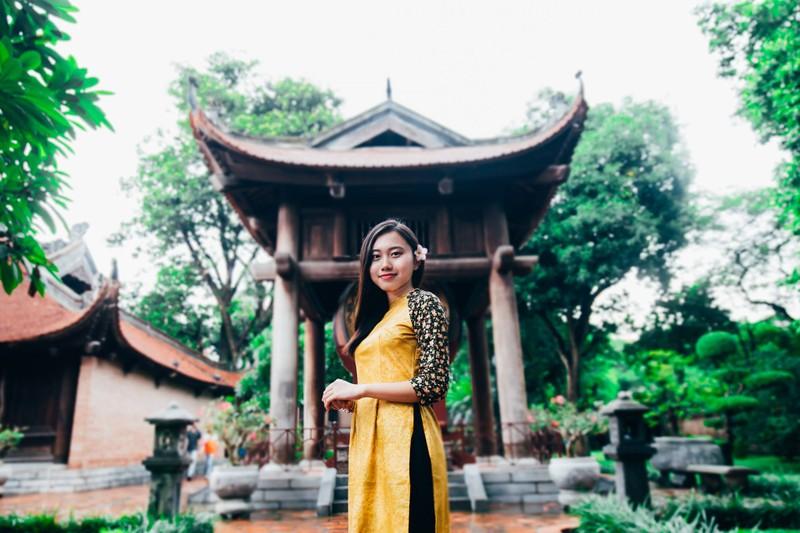 2 nữ sinh Hà Tĩnh giành học bổng ở Mỹ trị giá hơn 11 tỉ - ảnh 2