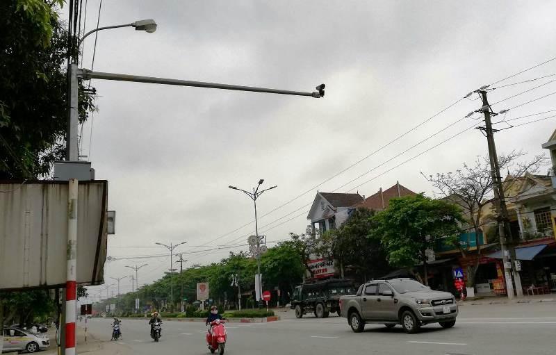 Phạt nguội hàng chục ngàn ô tô qua Hà Tĩnh - ảnh 1