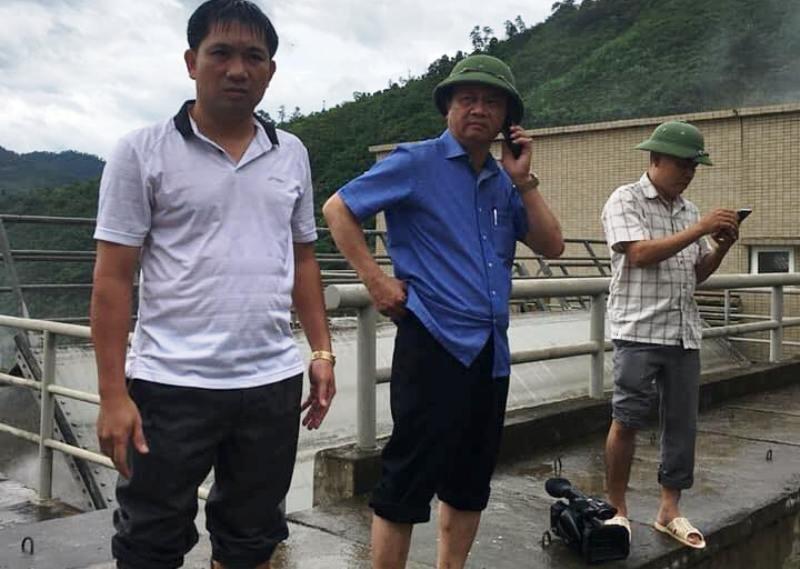 Truy tìm người tung tin vỡ đập thủy điện  - ảnh 2