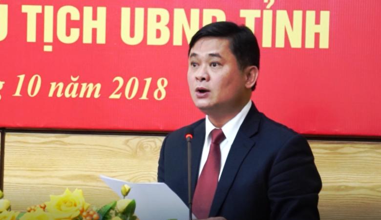 Chuẩn y phó bí thư, chủ tịch UBND tỉnh Nghệ An 42 tuổi  - ảnh 2