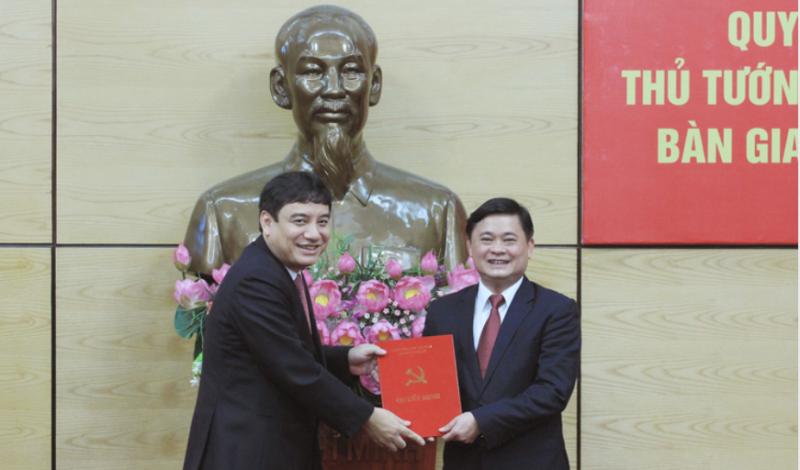 Chuẩn y phó bí thư, chủ tịch UBND tỉnh Nghệ An 42 tuổi  - ảnh 1