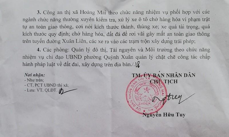 Chủ tịch phường 2 lần bị phê bình vì trạm trộn bê tông lậu - ảnh 2