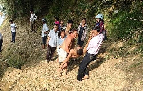Tìm thấy thi thể học sinh đuối nước trên sông Lam - ảnh 1