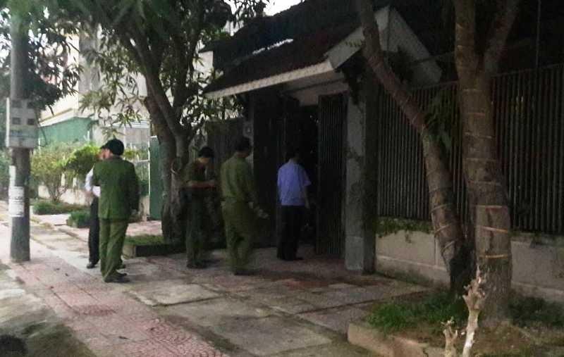 Khám xét nhà cựu giám đốc BIDV Chi nhánh Hà Tĩnh - ảnh 3