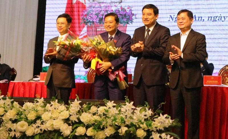 Nghệ An có tân phó chủ tịch tỉnh 44 tuổi  - ảnh 1