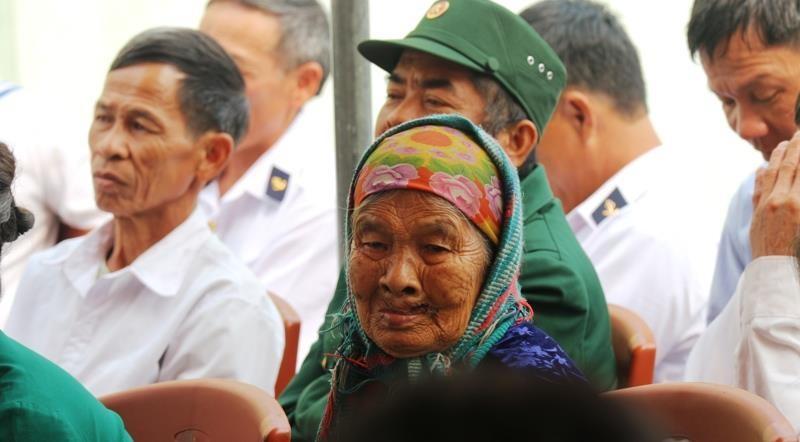 Mẹ già nghẹn ngào nhớ con là liệt sĩ Gạc Ma - ảnh 3