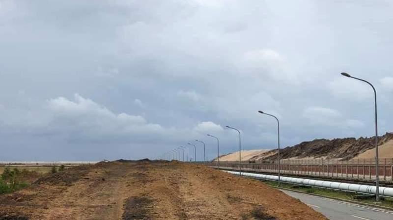 Yêu cầu Formosa hoàn tất hồ sơ dùng xỉ làm đường công vụ  - ảnh 2