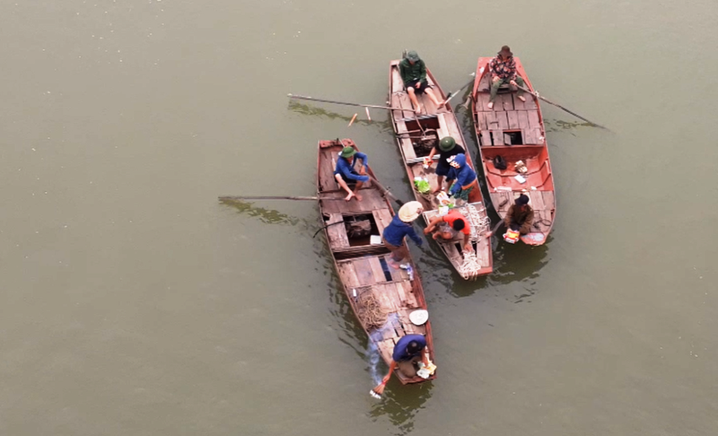Tìm thấy thi thể nữ kế toán trên sông Lam - ảnh 1