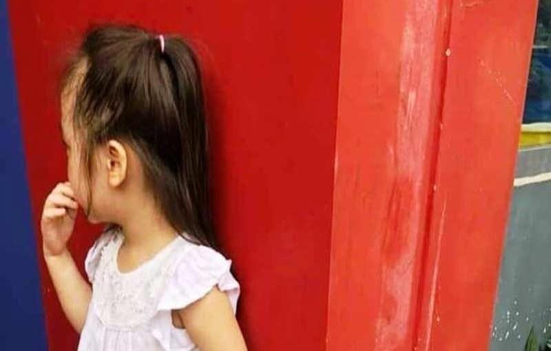 Bé 5 tuổi vì chuyện nợ của người lớn chưa dám đến trường - ảnh 1
