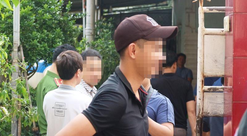 Khám xét nhà một lái tàu vụ ma túy cực lớn ở Nghệ An - ảnh 1