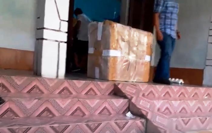 Khám xét nhà một lái tàu vụ ma túy cực lớn ở Nghệ An - ảnh 2