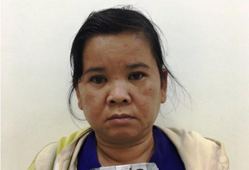 Khởi tố cặp đôi đi từ TP HCM ra Nghệ An trộm cắp ở nhà thờ  - ảnh 2