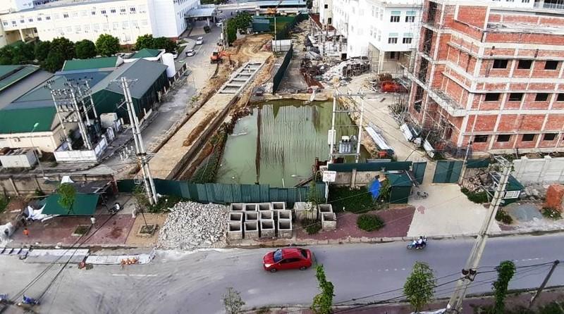 Vụ đóng đường xây bệnh viện: 'Chính quyền xin lỗi dân'  - ảnh 2