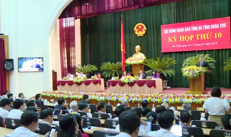 Ông Trần Tiến Hưng nói gì khi được bầu làm Chủ tịch Hà Tĩnh? - ảnh 2