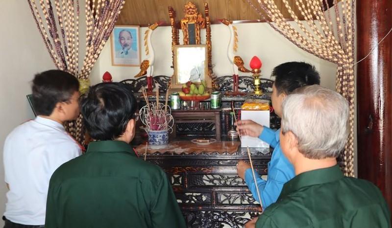 Hà Tĩnh giải thích về lễ thắp hương thờ cúng Liệt sĩ gần 5 tỉ - ảnh 2