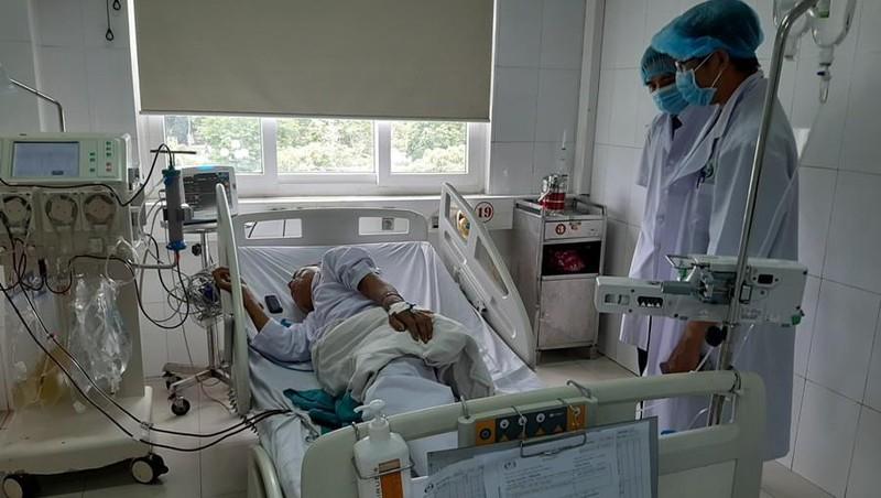 132 bệnh nhân chuyển viện khẩn, nghi máy chạy thận hỏng - ảnh 1