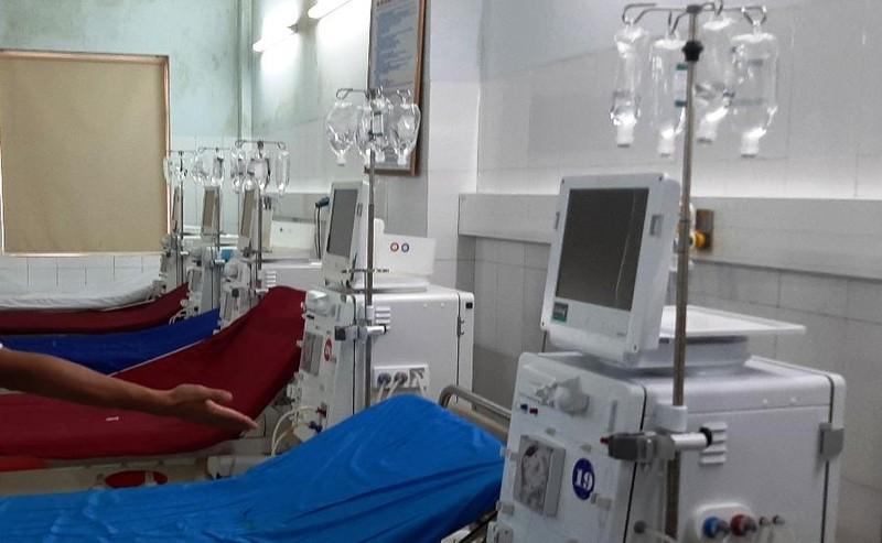 132 bệnh nhân chuyển viện khẩn, nghi máy chạy thận hỏng - ảnh 2
