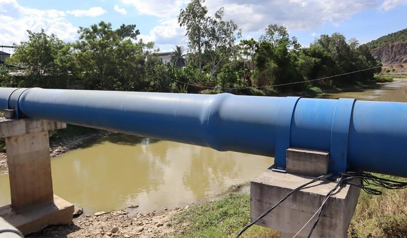 Vụ bơm nước sông ô nhiễm làm nước máy: Ngừng lấy từ sông Đào - ảnh 2