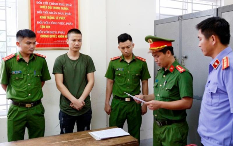 Bắt giam 1 phóng viên cưỡng đoạt 90 triệu đồng - ảnh 1