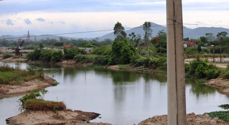 Vay 13 triệu USD xây nhà máy bơm nước sông Đào làm nước máy  - ảnh 5