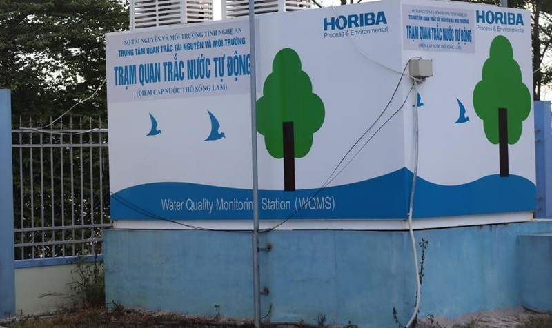 Nghệ An: Nước sông Lam dư nhưng dân thiếu nước sạch - ảnh 3