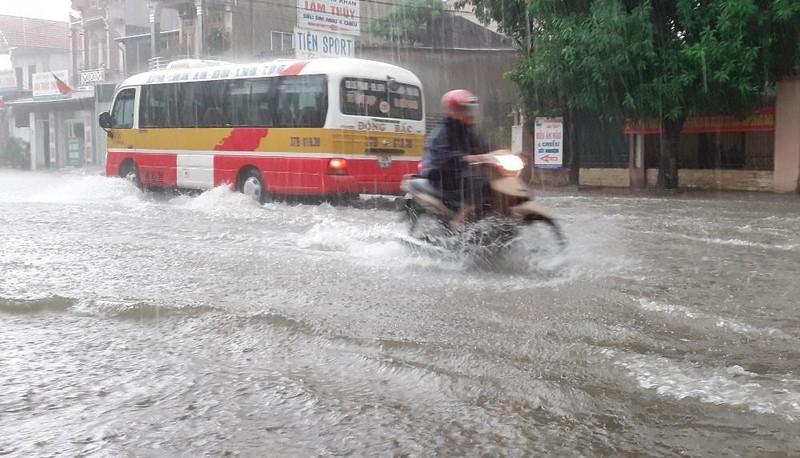 Vì sao mưa lụt nhưng toàn TP Vinh bị cắt nước máy? - ảnh 2