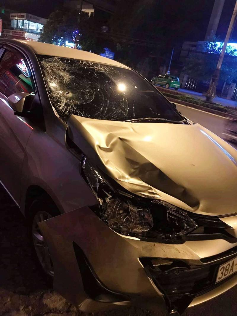Một chủ nhiệm UBKT có hơi men lái ô tô gây tai nạn chết người - ảnh 3