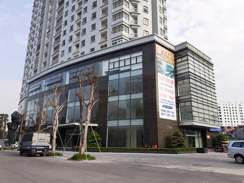 Nghệ An có tám tòa nhà chung cư vượt tầng - ảnh 1