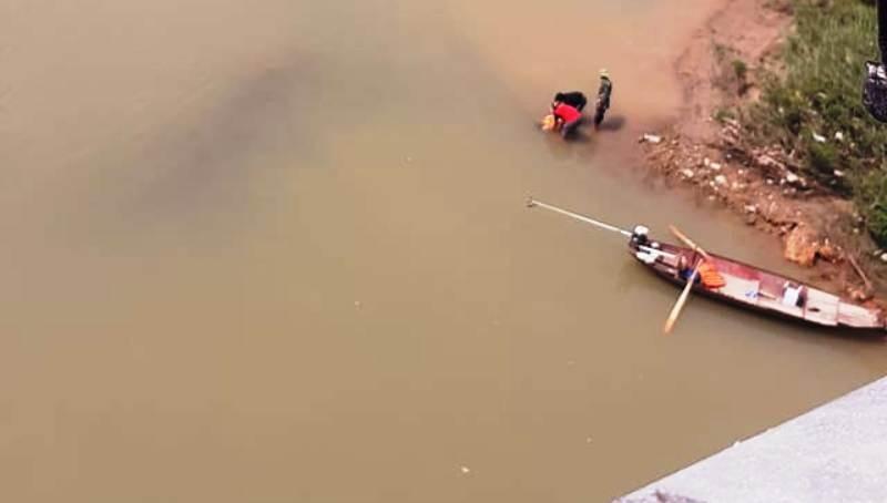 Tìm nữ cử nhân nghi gieo mình xuống sông Lam - ảnh 2