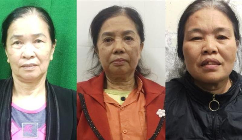 Bắt 3 phụ nữ bán giấy khám sức khỏe giả với giá bèo 40 ngàn  - ảnh 1