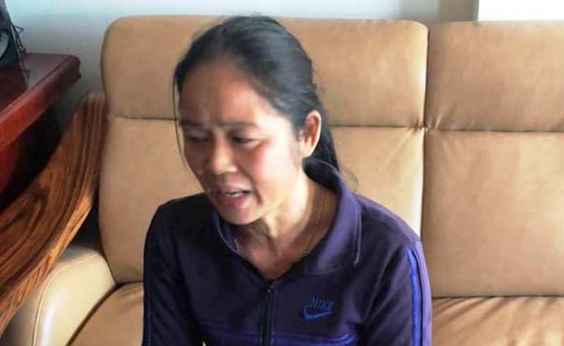 Bắt tạm giam người giúp việc hành hạ bé 13 tháng tuổi - ảnh 1