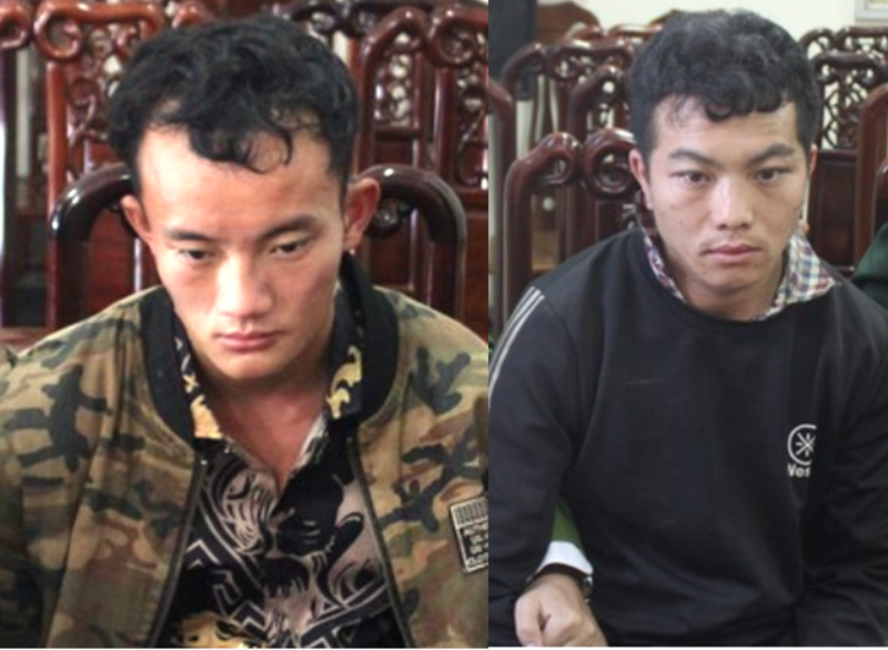 Hàng chục cảnh sát mai phục ở rừng bắt 5 kẻ ôm 30 bánh heroin - ảnh 1